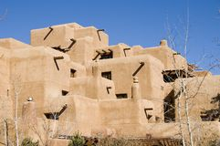 Sante Fe Architecture Stock Images