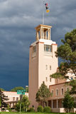 Sante Fe State Capitol stock photo