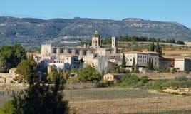 Santes Creus Monastery Stock Photos