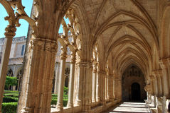 Santes Creus monastery Royalty Free Stock Photos