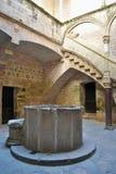 Santes Creus monastery Stock Image