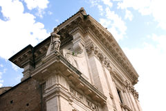 Santi Giovanni e Paolo Basilica Rome Italy Lizenzfreie Stockfotos