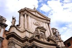 Santi Giovanni e Paolo Basilica Rome Italy Stockbild