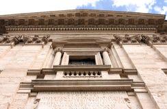 Santi Giovanni e Paolo Basilica Rome Italy Lizenzfreie Stockfotografie
