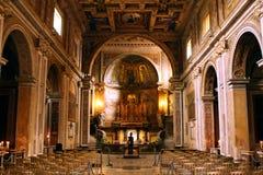 Santi Giovanni e Paolo Basilica Rome Italy Royalty Free Stock Images