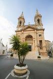 Santi Medici church in Alberobello, Puglia, Italy Stock Image