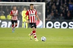 Santiago Arias PSV Eindhoven Royalty Free Stock Images
