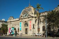 Santiago Art Museum Imagenes de archivo
