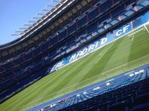 Santiago Bernabéu. Stock Photos