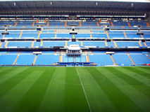Santiago Bernabeu Royalty Free Stock Photos