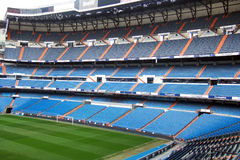 Santiago Bernabeu Royalty Free Stock Images