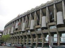 Santiago Bernabeu Stadium of Real Madrid. MADRID, SPAIN - April 20, 2012: Santiago Bernabeu Stadium of Real Madrid stock photography