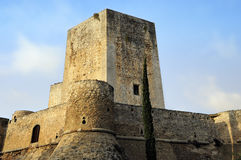 Santiago Fortress, Sanlucar de Barrameda, Spain Royalty Free Stock Photography