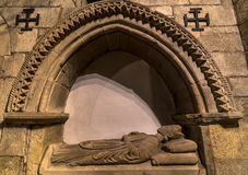 Santiago Cathedral Tomb Stock Photo