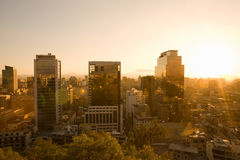 Santiago, Chile Stock Image