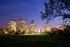 Santiago, Chile lizenzfreie stockbilder