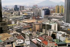 Santiago, Chile Royalty Free Stock Photography