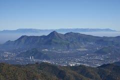 Santiago, Chile Stockbild