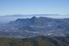 Santiago, Chile Lizenzfreies Stockfoto