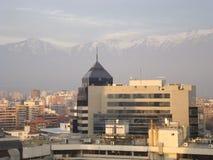 Santiago - Chile Stock Photography