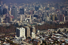 Santiago - Chile - South America Royalty Free Stock Photography