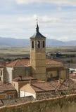 Santiago church. Royalty Free Stock Photos