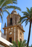 Santiago Church torn arkivbilder