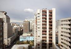 Santiago city Stock Image