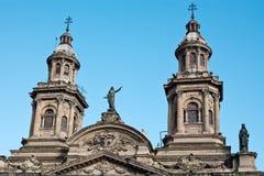 Santiago de Chile Stock Photography