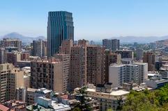Santiago de Chile cityscape Stock Images
