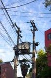 Santiago DE Chile-ironman-I- Royalty-vrije Stock Afbeelding