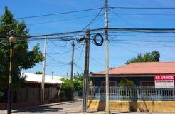 Santiago de Chile ironman-I- Obraz Royalty Free