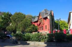 Santiago de Chile mieszana architektura III Zdjęcia Royalty Free