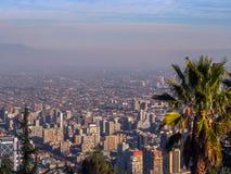 Santiago de Chile Royalty Free Stock Images