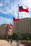 Santiago de Chile - Presidential Palace -VI - Royalty Free Stock Photos