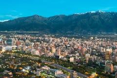 Santiago de Chile Royalty Free Stock Image