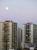 Santiago de Chile skyline Stock Images