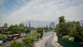 Santiago de Chile. Some view from Santiago de Chile Royalty Free Stock Photos