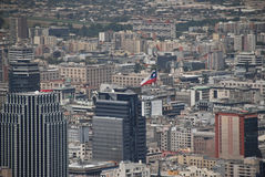 Santiago de Chile Royalty Free Stock Photography