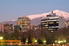 Santiago DE Chili Royalty-vrije Stock Afbeelding