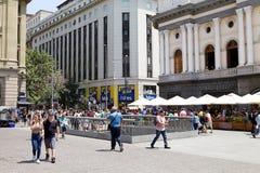 Santiago DE Chili, Chili Royalty-vrije Stock Foto