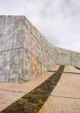SANTIAGO DE COMPOSTELA, ИСПАНИЯ - 13-ОЕ НОЯБРЯ: Город культуры 2 Стоковая Фотография