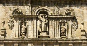 Santiago de Compostela Fotografia de Stock Royalty Free