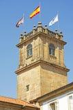 Santiago de Compostela Imagem de Stock