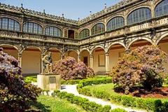 Santiago de Compostela Imagens de Stock