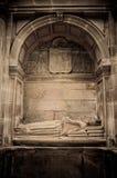 Santiago de Compostela. En Galicia con su imponente catedral Royalty Free Stock Images