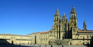 Santiago de Compostela Fotografie Stock Libere da Diritti