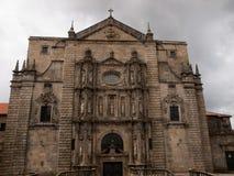 Santiago de Compostela Imágenes de archivo libres de regalías