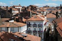 Santiago de Compostela Stock Image