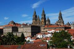 Santiago de Compostela Royalty Free Stock Images